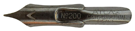 No. 200, Atlas Corporation Pens