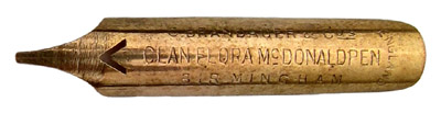C. Brandauer & Co, Clan Flora McDonald Pen
