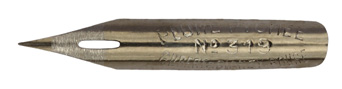 Gilbert & Blanzy-Poure, No. 319 bis, Plume pygmee
