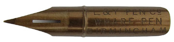 L & Y Pen Co, Wharf Pen