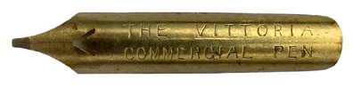 The Vittoria Commercial Pen