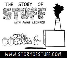 The story of stuff with annie leonard
